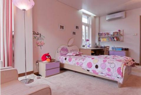 Giường ngủ được thiết kế theo phong cách tuổi teen