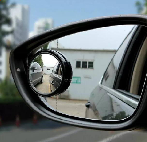 Sản phẩm bộ 2 gương phụ gắn gương chiếu hậu góc mù ô tô