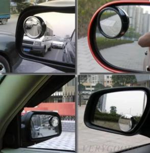 Bộ 2 gương phụ gắn gương chiếu hậu góc mù ô tô