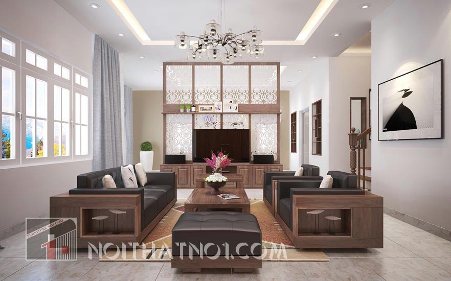 bộ bàn ghế gỗ đơn giản đẹp