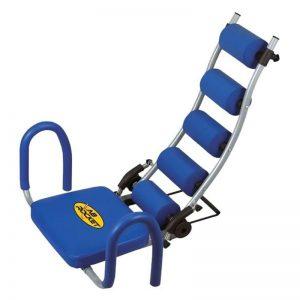 Máy tập cơ bụng AB Rocket giúp đánh tan mỡ thừa ở vùng eo một cách dễ dàng và hiệu quả