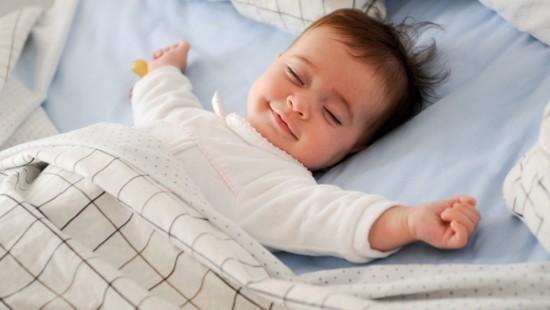Đệm cho giấc bé ngủ ngon