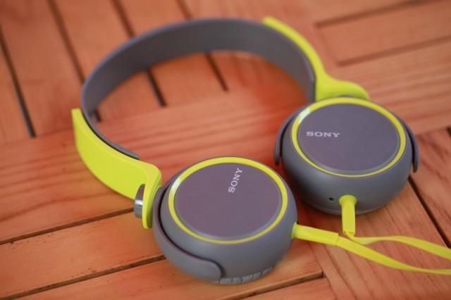 tai nghe Sony XB400