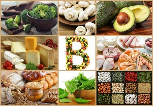 Cơ thể có dấu hiệu thiếu vitamin B
