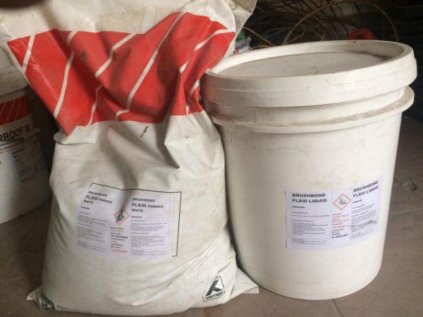 Công dụng vượt trội của bột chống thấm Fosroc TGP