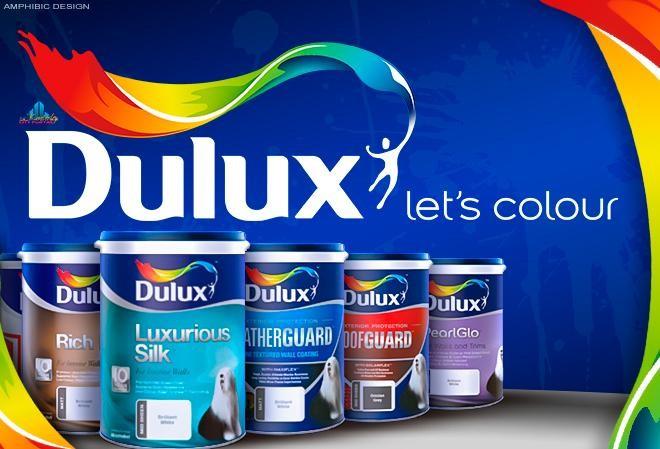 Vì sao nên chọn sơn Dulux cho ngôi nhà của bạn ?