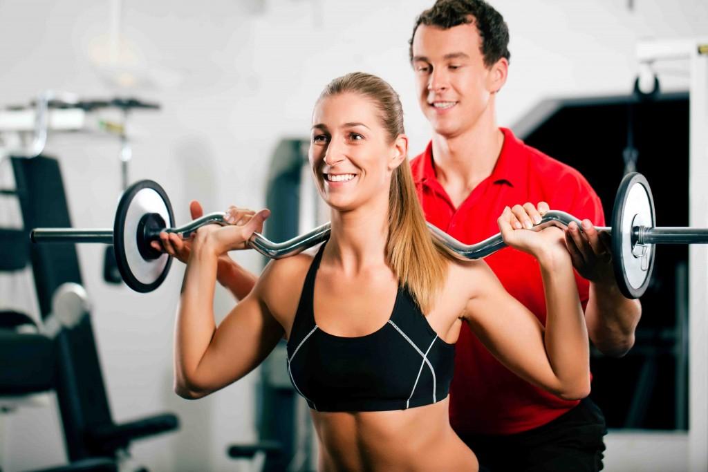 Tập gym thường xuyên, đúng cách giúp bạn có sức khỏe tốt, vóc dáng cân đối