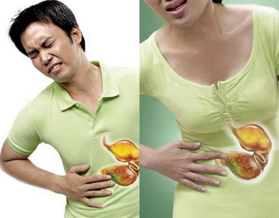 Loét dạ dày gây nên đau đớn cho người bệnh
