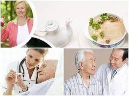 Yến sào tốt cho sức khỏe người già.