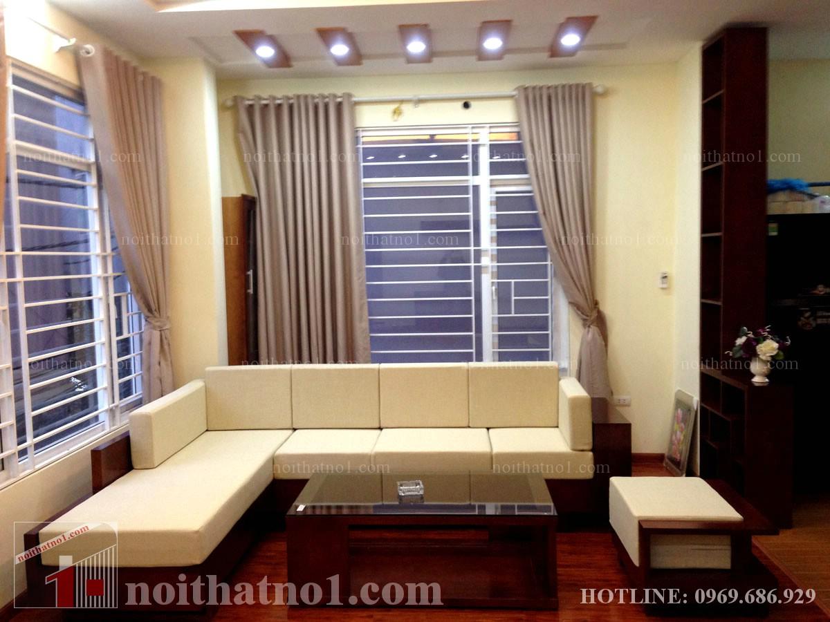 mẫu bàn ghế phòng khách biệt thự đẹp