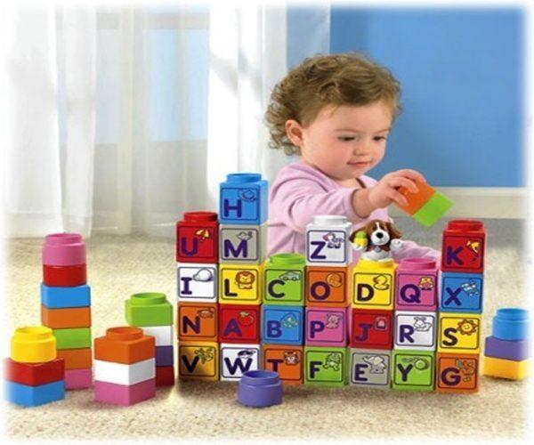 Đồ chơi có tác động đến sự phát triển toàn diện cảu trẻ nhỏ