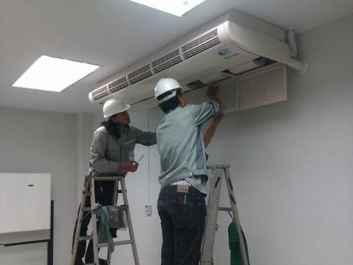 Cam kết mang đến dịch vụ bảo dưỡng máy điều hòa tốt nhất