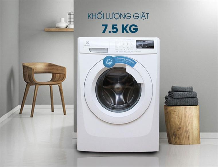 Máy giặt Electrolux đi cùng sự bền bỉ, thông mình và tiết kiệm