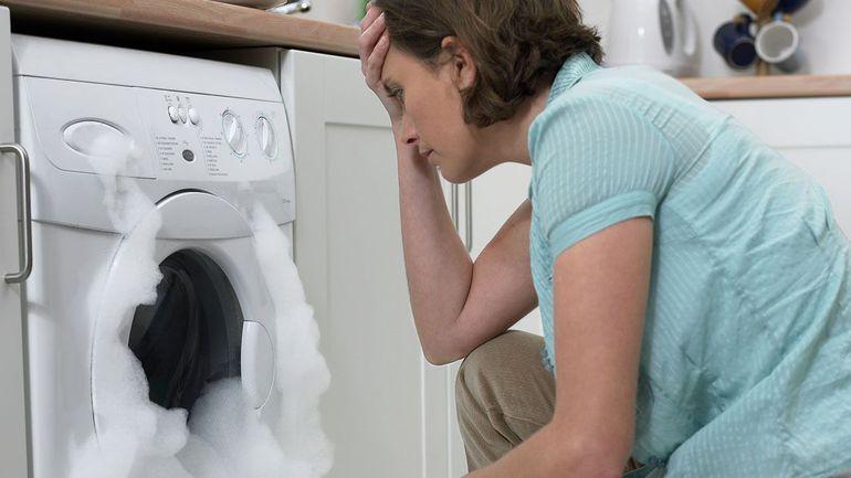 Một số lỗi hay gặp ở phần nguồn của máy giặt