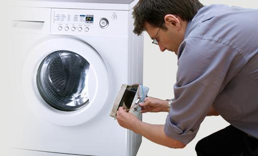 Những lỗi bên ngoài máy giặt hay gặp