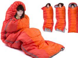 Túi ngủ và những tác dụng cơ bản của nó