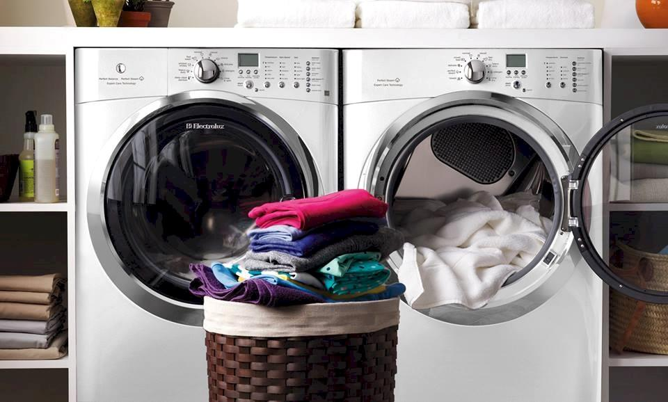 Máy giặt có khả năng sấy khá tiện lợi
