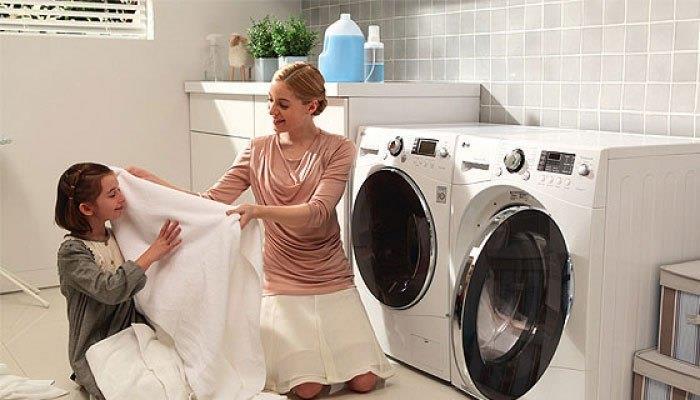 Sử dụng máy giặt đúng cách sẽ giúp quần áo bền bỉ hơn