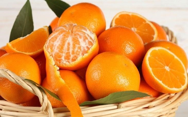 Sử dụng vỏ cam quýt để khử mùi hôi