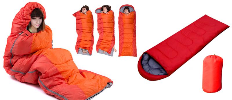 Túi ngủ - sản phẩm đa năng, tiện ích và an toàn cho sức khỏe