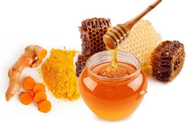 Uống bột nghệ với mật ong có tác dụng gì