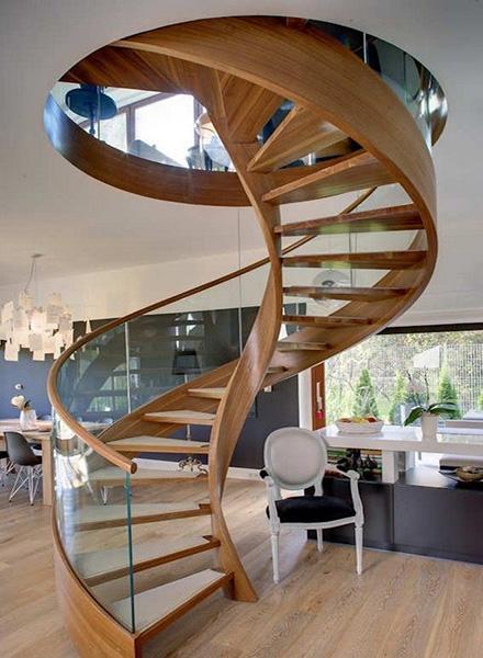 Thiết kế cầu thang như thế nào là hợp lí