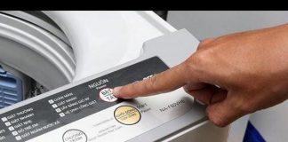 Cách bỏ nước xả vào máy giặt Panasonic