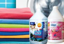 Nước giặt Thái Lan loại nào thơm nhất?