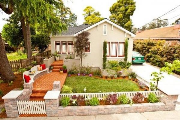 Vì sao phải cân bằng cảnh quan sân vườn?