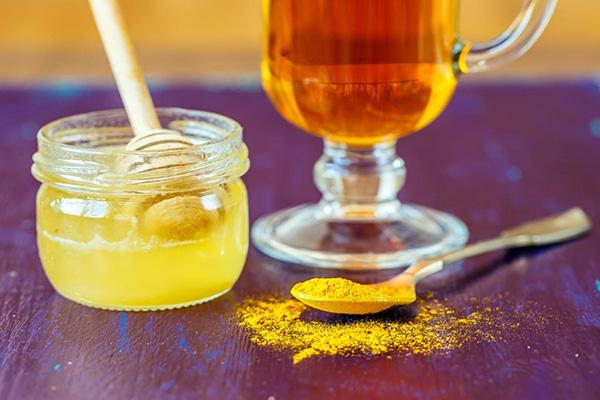 Tự điều trị tận gốc bệnh đau dạ dày bằng nghệ mật ong