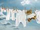 Nên giặt đồ cho trẻ sơ sinh bằng gì để đảm bảo an toàn?