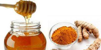 Công dụng của tinh bột nghệ và mật ong trong làm đẹp