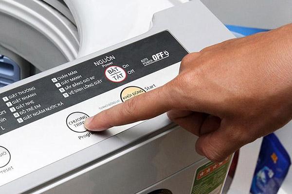 Hướng dẫn cách sử dụng máy giặt Sanyo đời cũ hiệu quả tại nhà