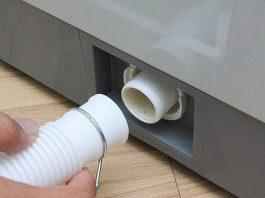 Hướng dẫn cách xả hết nước trong máy giặt