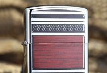 Zippo hút tẩu thể hiện sự độc đáo trong từng thiết kế