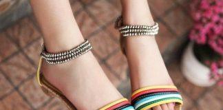 Cách phối trang phục phù hợp với từng kiểu sandal