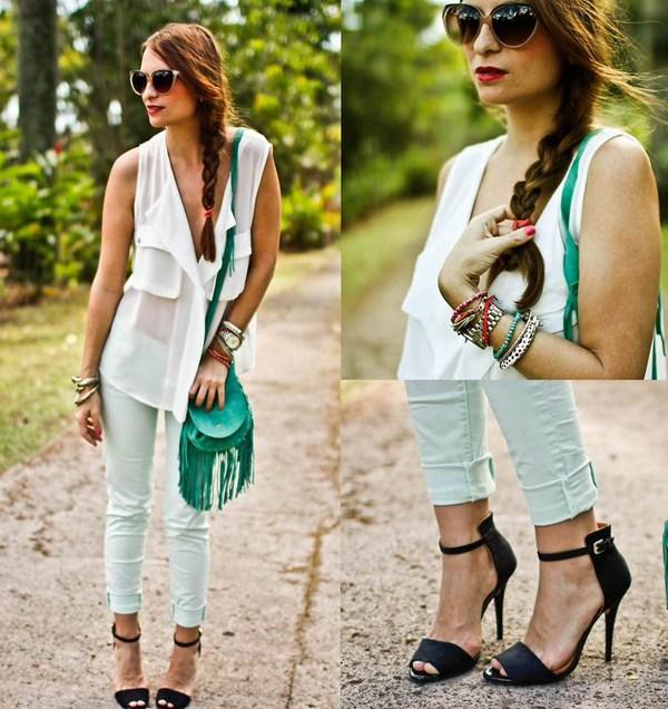Sandal cao gót giúp bạn gái có vóc dáng hoàn hảo hơn