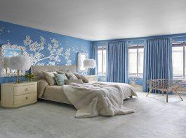 Lựa chọn màu sơn phòng ngủ cho người mệnh Thổ