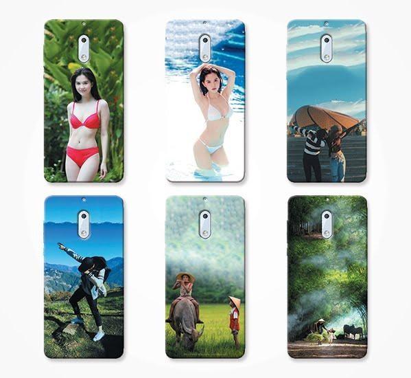 Một số mẫu ốp Nokia 5 in đặt hàng.