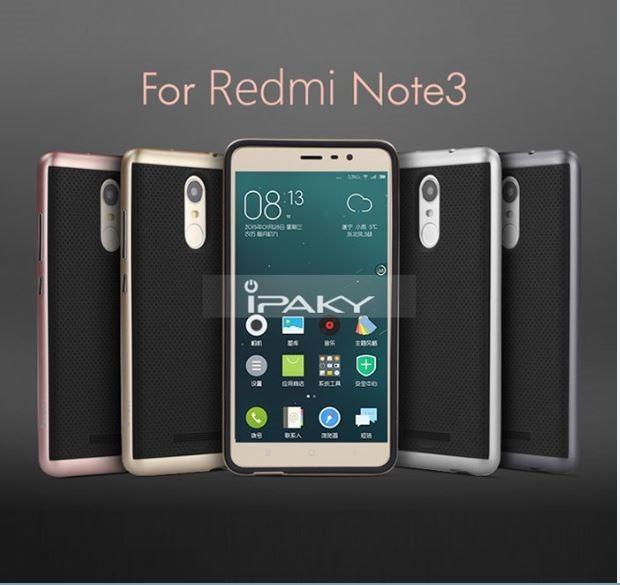 Ốp lưng Xiaomi Redmi Note 3 Ipaky Case