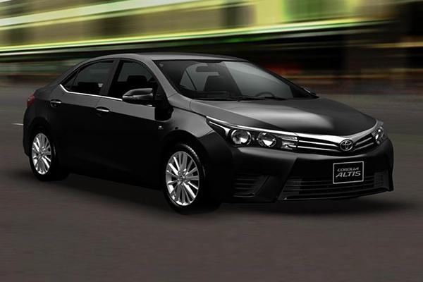 Các mẫu xe Toyota Altis 2018 hot nhất hiện nay