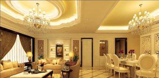 Cách trang trí nội thất phòng khách ấn tượng nhất.
