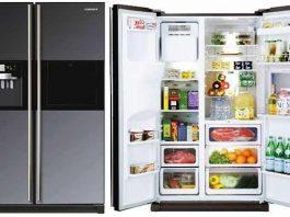 Cách chọn kích thước tủ lạnh side by side