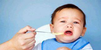 Những lý do dẫn đến bệnh trào ngược dạ dày thực quản ở trẻ em