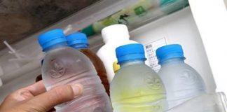 Uống nước để trong tủ lạnh có tốt không?