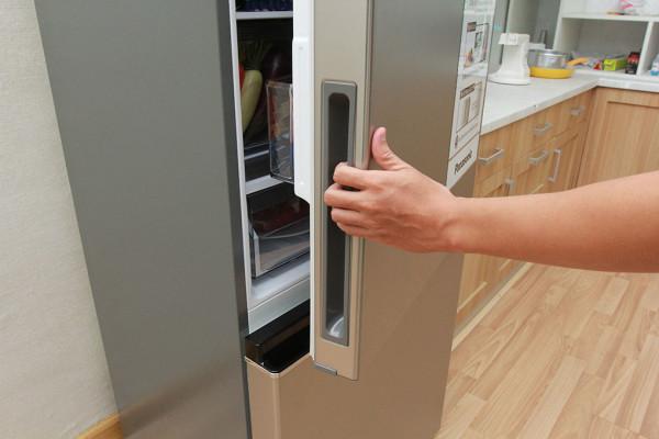 Bật mí một số nguyên nhân tủ lạnh Sharp không vào điện
