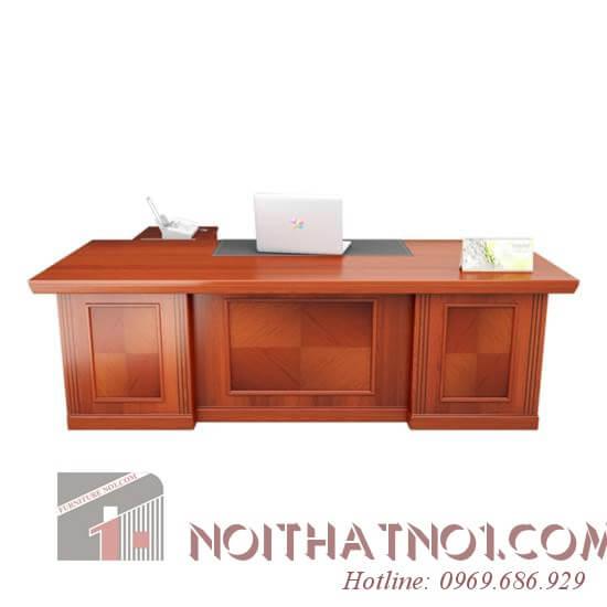 Chọn bàn giám đốc gỗ xoan giá rẻ