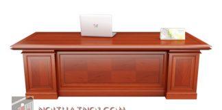 mẫu bàn giám đốc giá cực rẻ đẹp