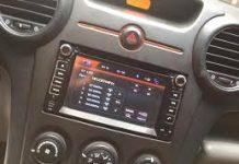 Đầu màn hình DVD cung cấp dịch vụ định vị GPS