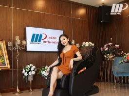 Minh Phú đơn vị chuyên cung cấp các sản phẩm ghế massage số 1 Việt Nam